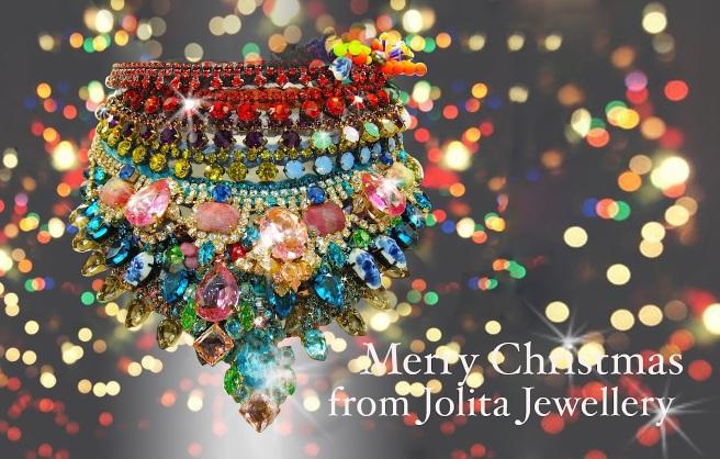 Merry Christmas from Jolita Jewellery