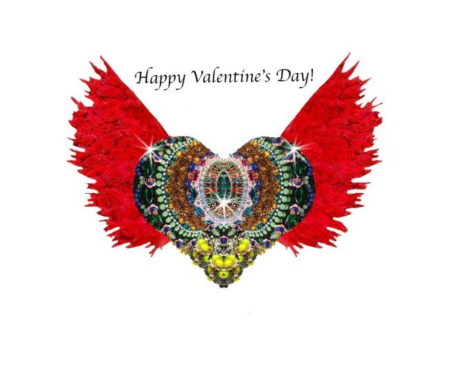 Happy Valentine's from Jolita Jewellery