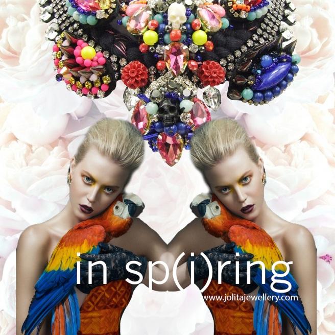 Inspiring Spring by Jolita Jewellery - Hello April