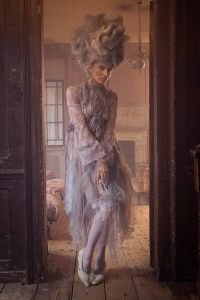 Ragged Rococo shoot - in Jolita Jewellery by Matt Booth