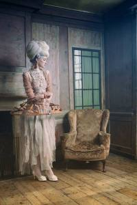Ragged Rococo shoot - in Jolita Jewellery by Rob Ellis
