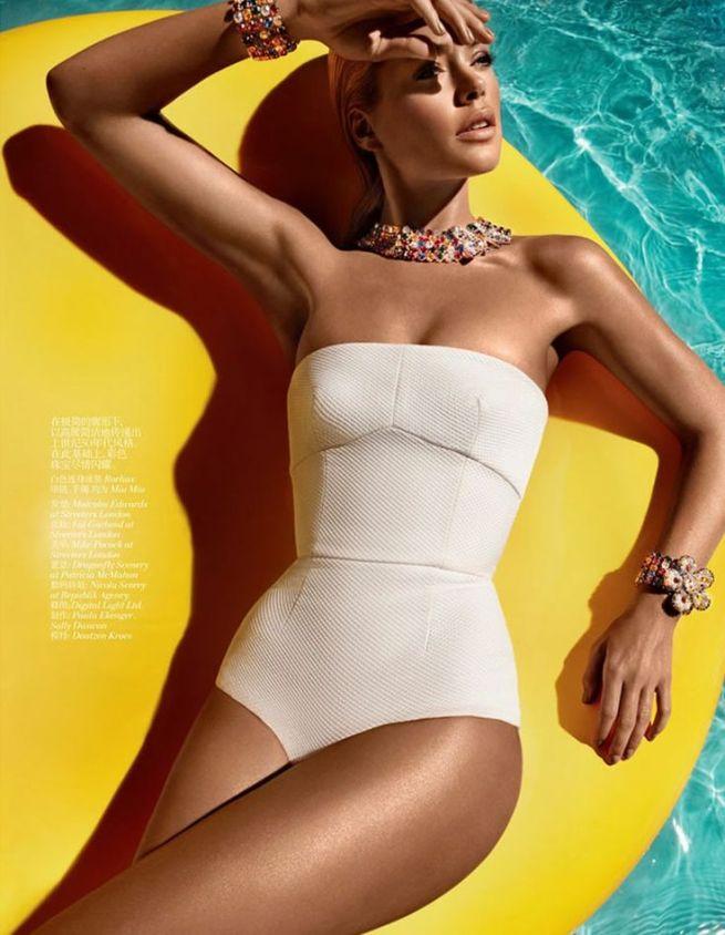 Vogue China - June 2012 - Doutzen Kroes