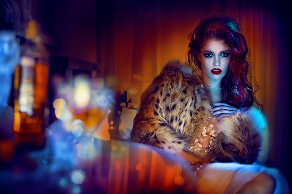 Afterparty - luxury editorial