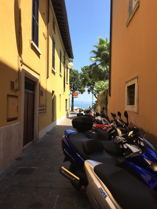 Desenzano, Lake Garda, July 2015