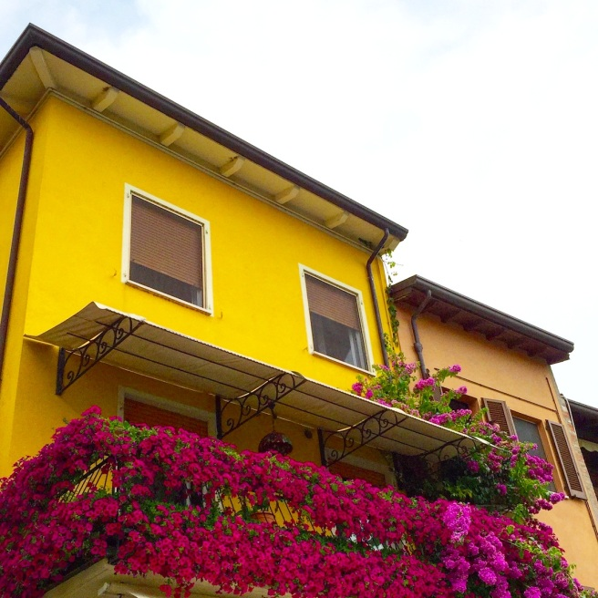 Sirmione, Lake Garda, July 2015