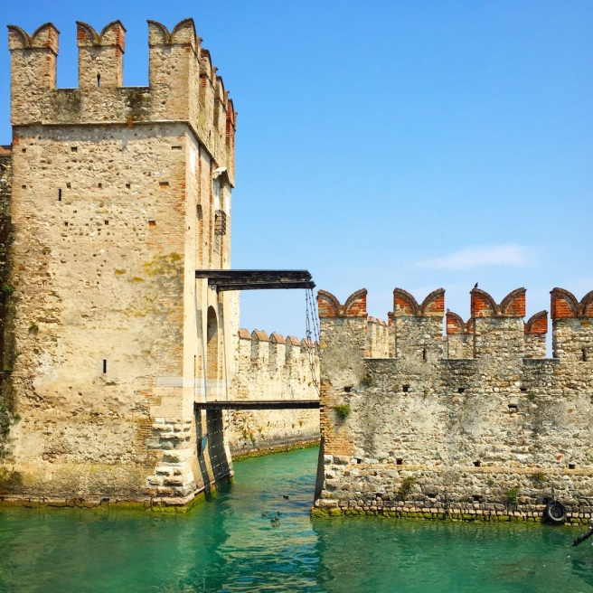 Sirmione, Lake Garda, July 2015