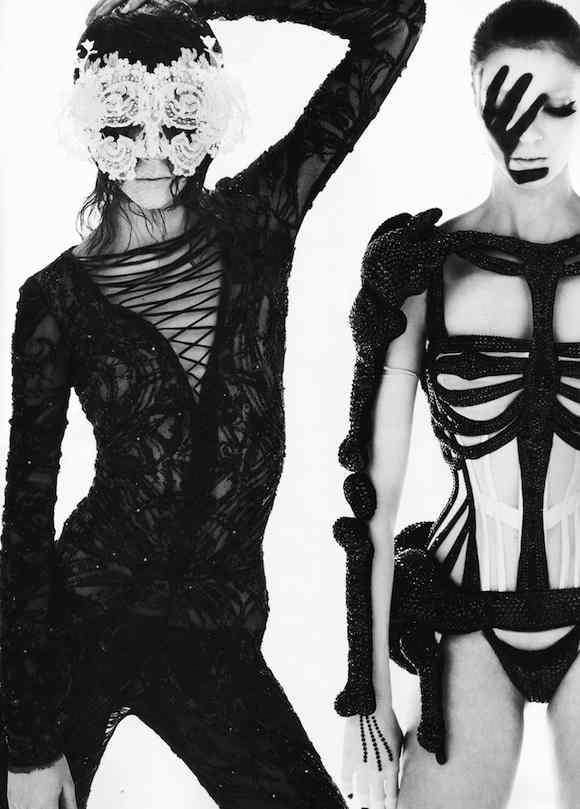 Halloween Bal Masque Vogue Paris