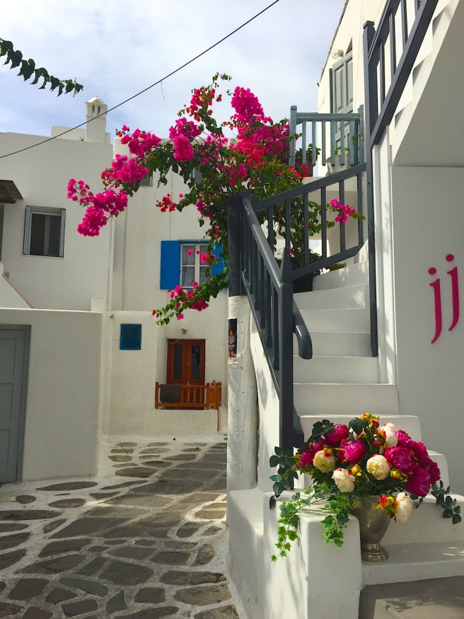 Mykonos holiday - Jolita Jewellery