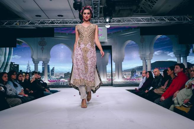 Asiana Bridal Show 2016, featuring Jolita Jewellery's statement pieces