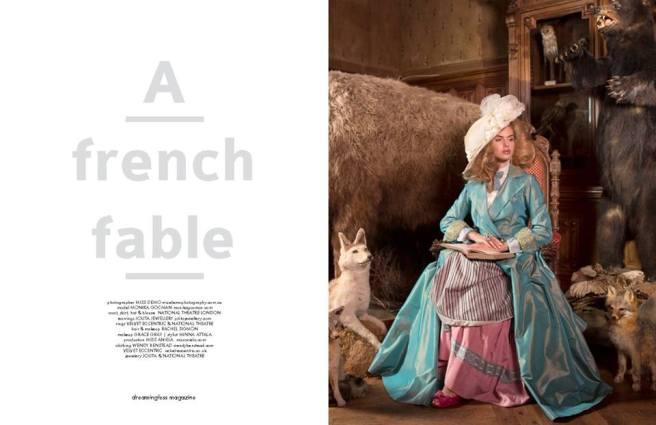 Dreamingless magazine 1