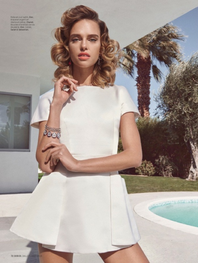 Retro Poolside Style - Lofficiel-Switzerland